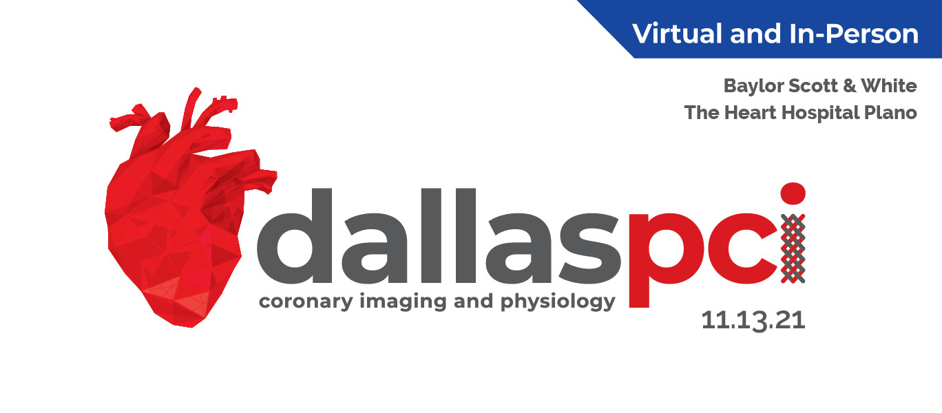Dallas PCI: Imaging and Physiology 2021