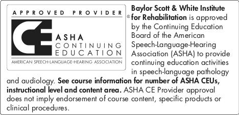 Baylor Scott & White Institute for Rehabilitation Logo