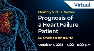 Prognosis of a Heart Failure Patient
