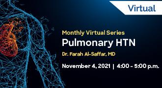 Pulmonary HTN