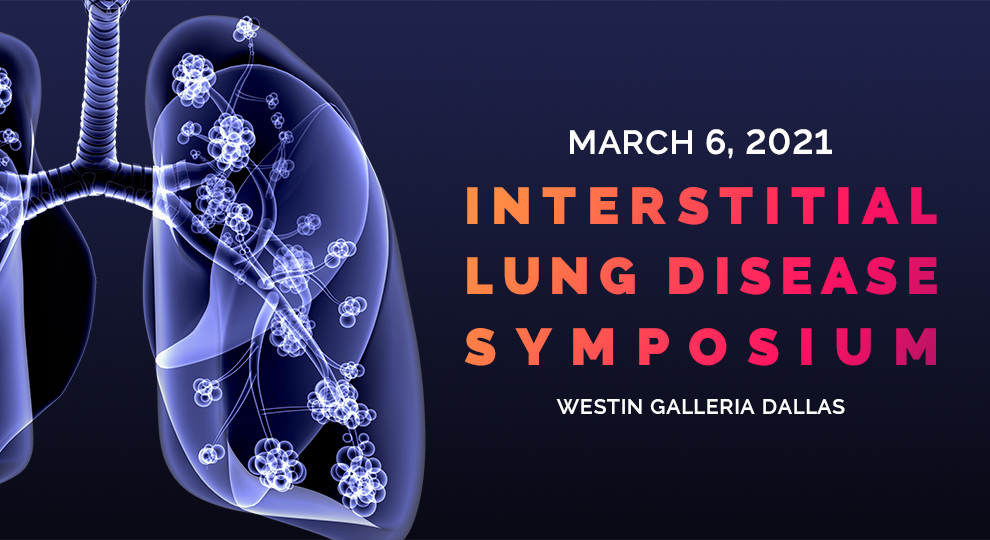 Interstitial Lung Disease Conference